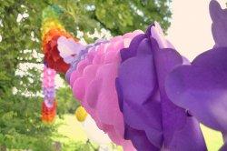 Kolorowe dekoracje